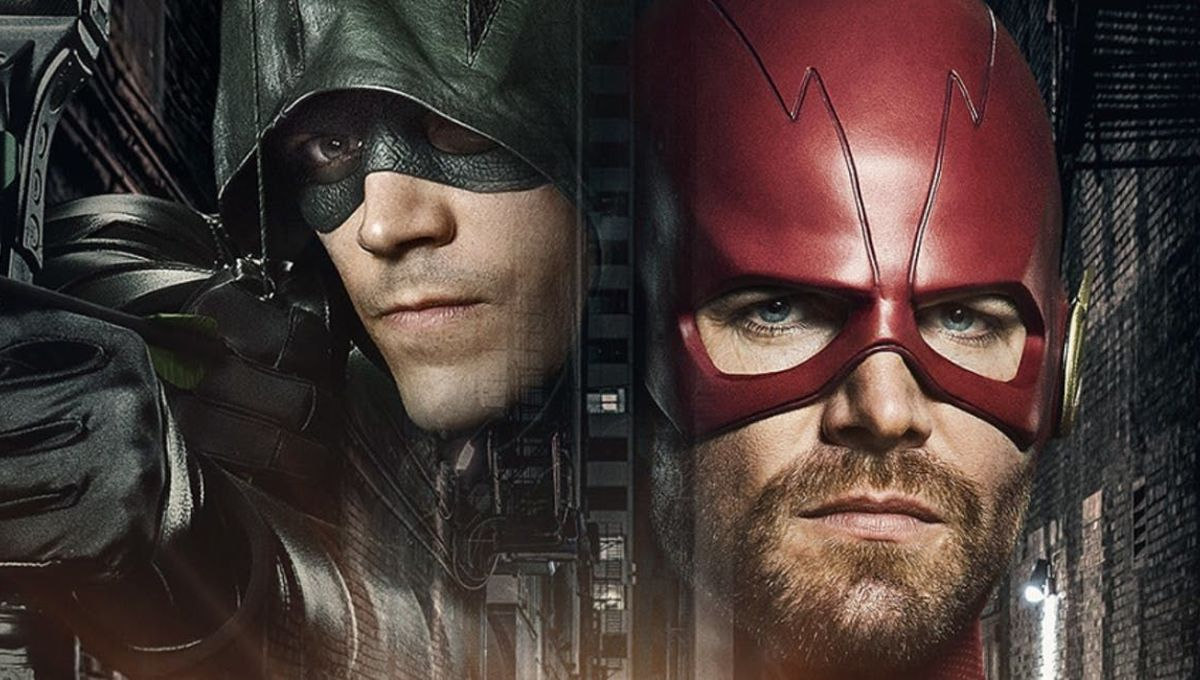 The Flash cast discusses the madness of the Elseworlds