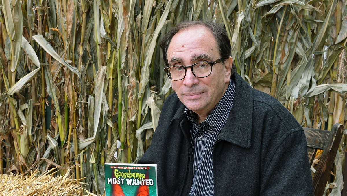 R.L. Stine explains why it took decades, and 17 scripts, to finally bring Goosebumps to film