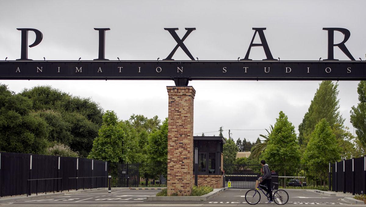 Pixar Animation headquarters