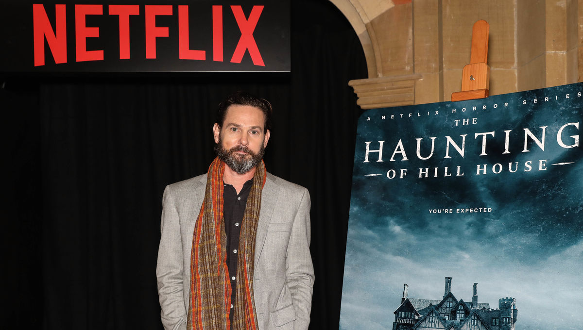 Henry Thomas Haunting of Hill House