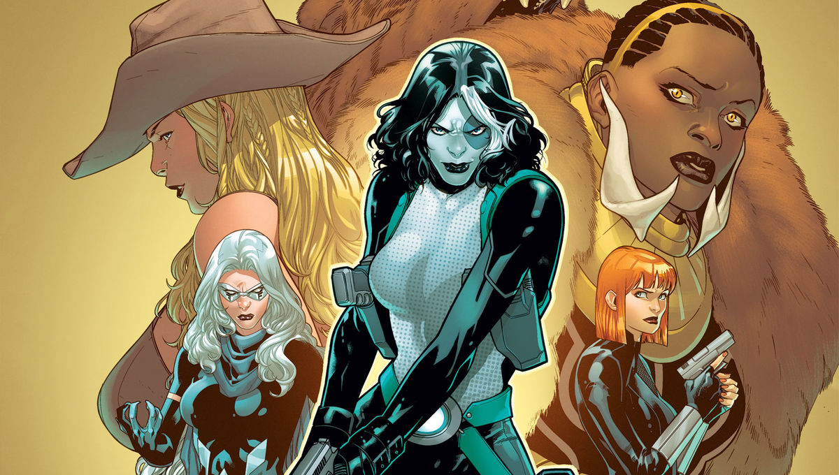 Comics roundup: Marvel teases Domino: Hotshots; Conan crosses paths with the Avengers; Legendary gets Lost in Space