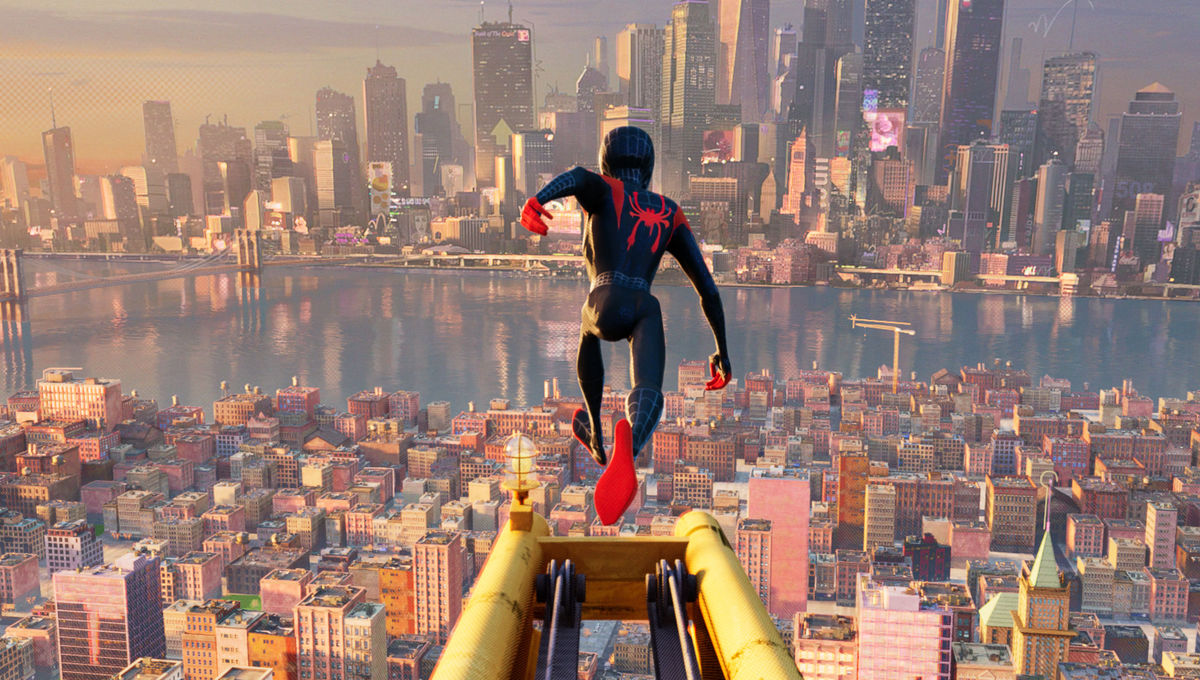 Into the Spider Verse via Sony Pictures Animation website 2018