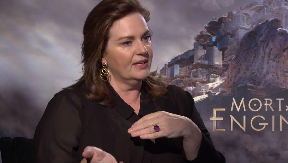 Mortal Engines screenwriter Hero