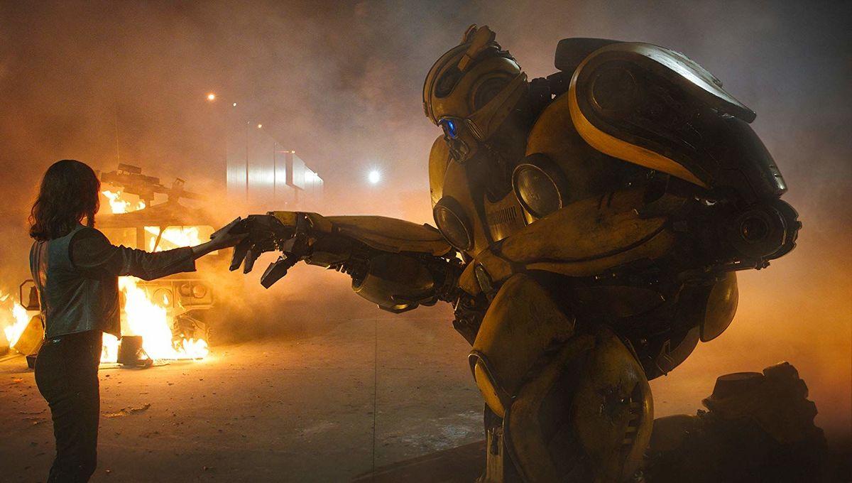 Bumblebee Movie Transformers Hailee Steinfeld
