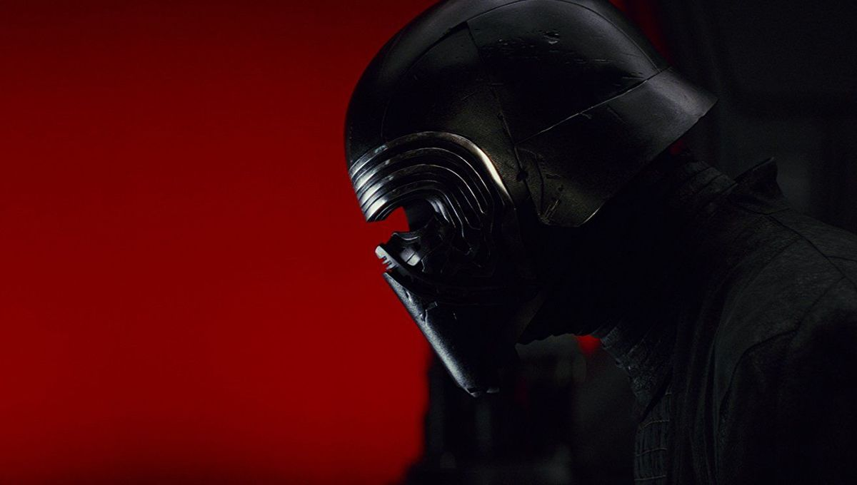 Lucasfilm concept artist shares an early look at Kylo Ren's evolution