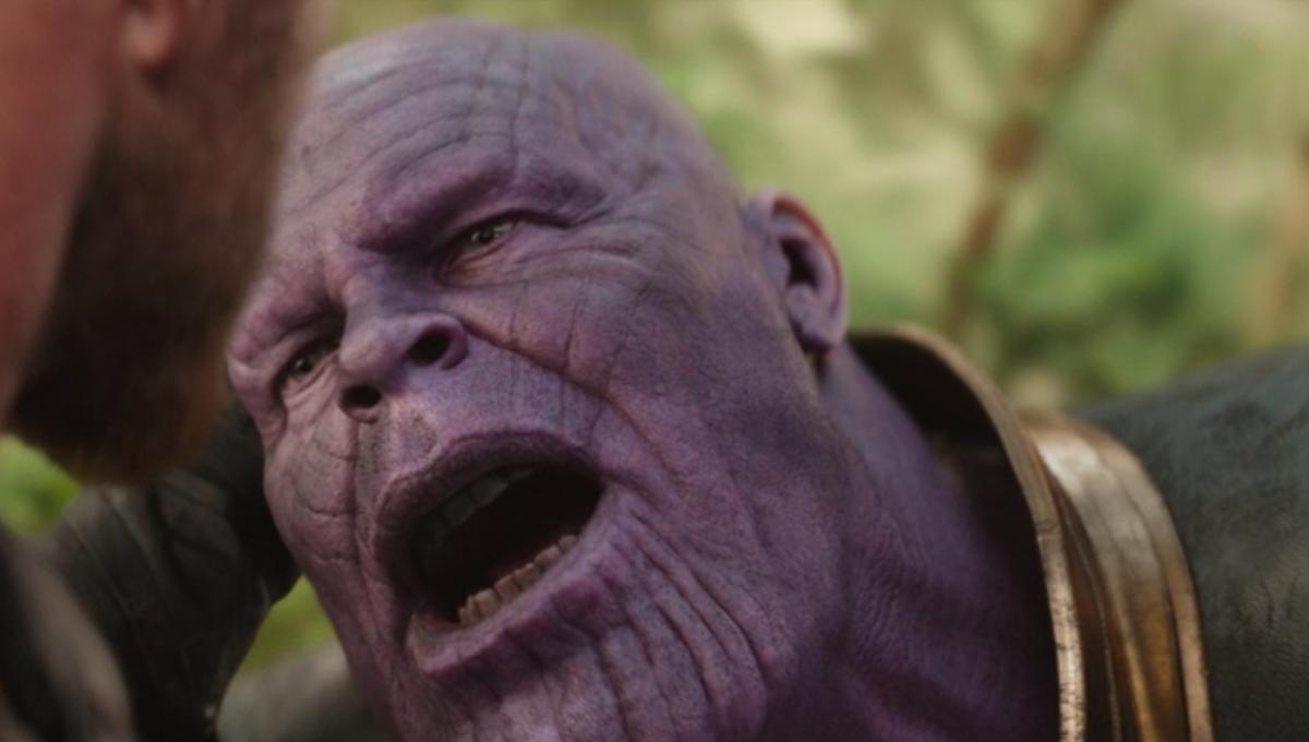 Thanos Josh Brolin Avengers: Infinity War