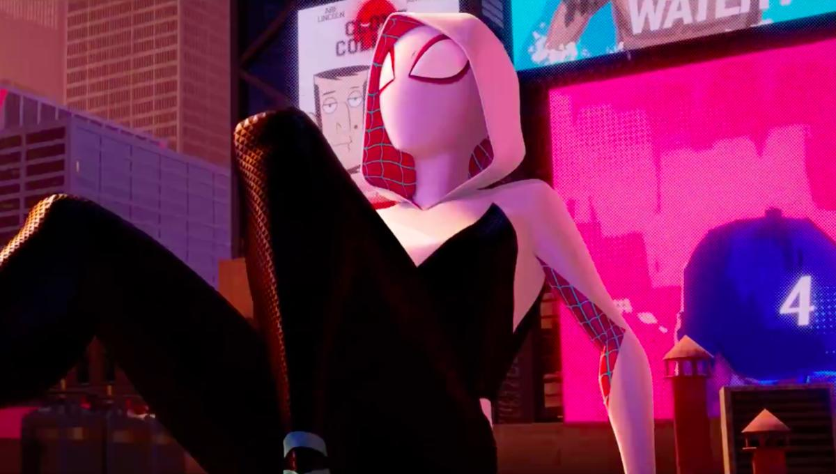 Spider-Gwen Spider-Man: Into the Spider-Verse