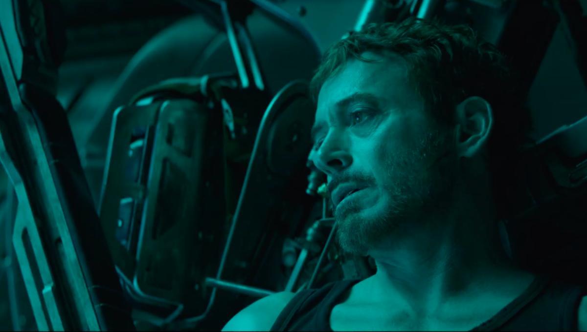 Tony Stark Avengers: Endgame