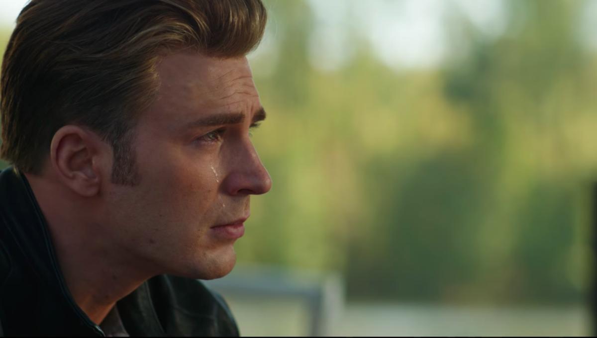 Captain America Chris Evans Avengers: Endgame