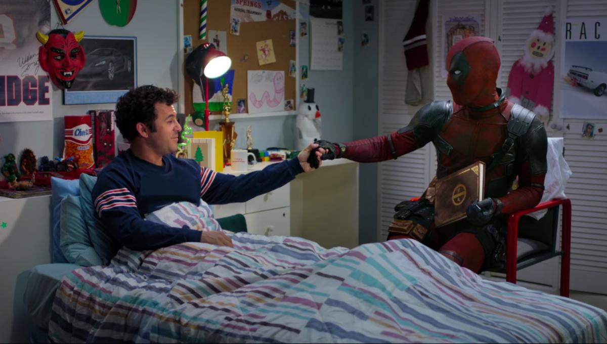 Once Upon a Deadpool teaser addresses disproportionate amount of Nickelback hate in the world