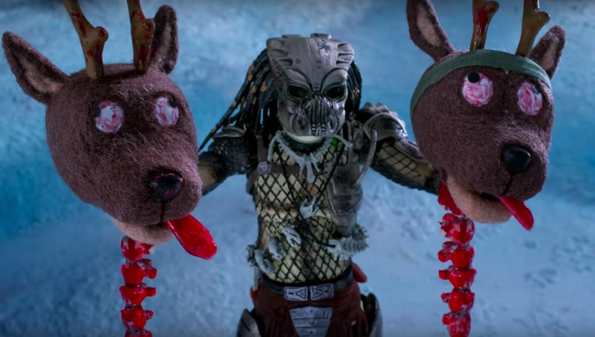 Predator Christmas special