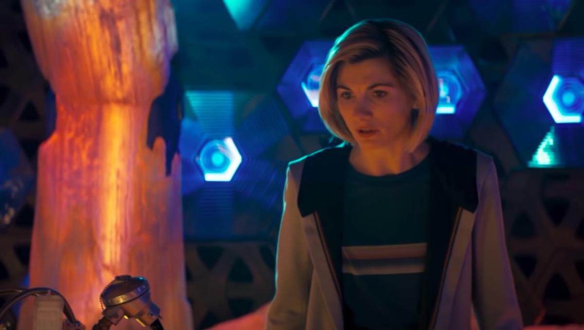 Doctor Who Jodie Whittaker New Year's special