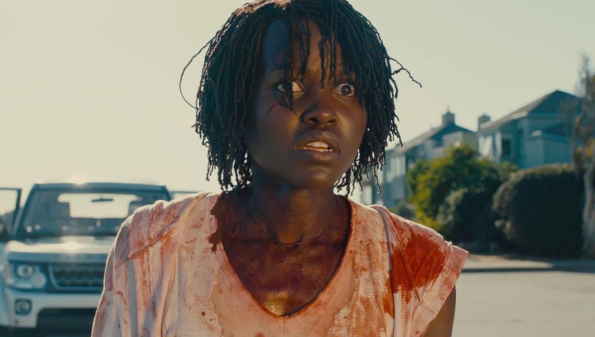 Lupita Nyong'o Us Jordan Peele