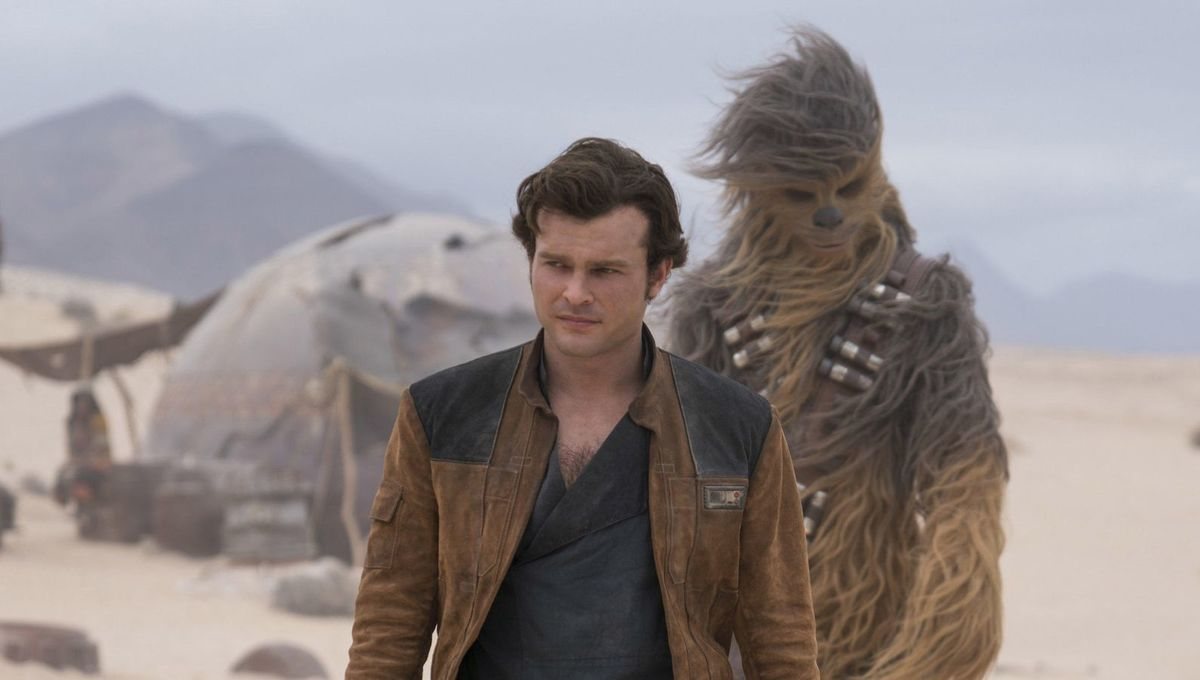 Jabba the Pod: Countdown to The Rise of Skywalker - Solo: A Star Wars Story