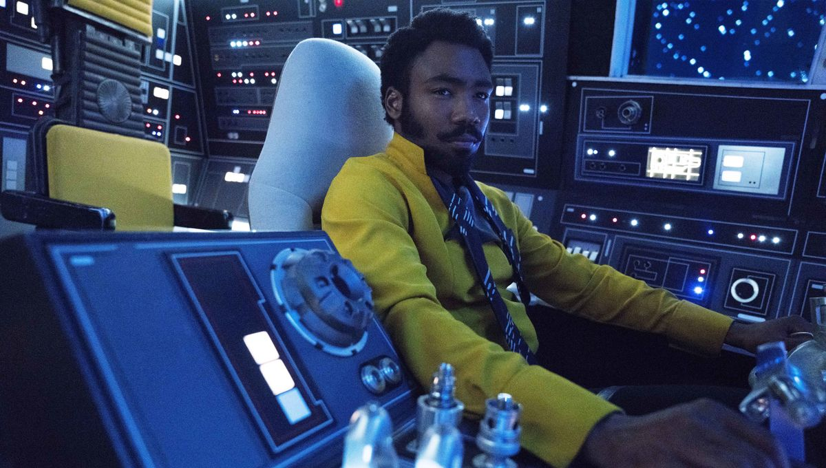 Solo A Star Wars Story - Lando official press photo