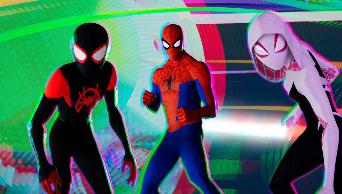Into The Spider Verse Originally Had A Gag About The Flop