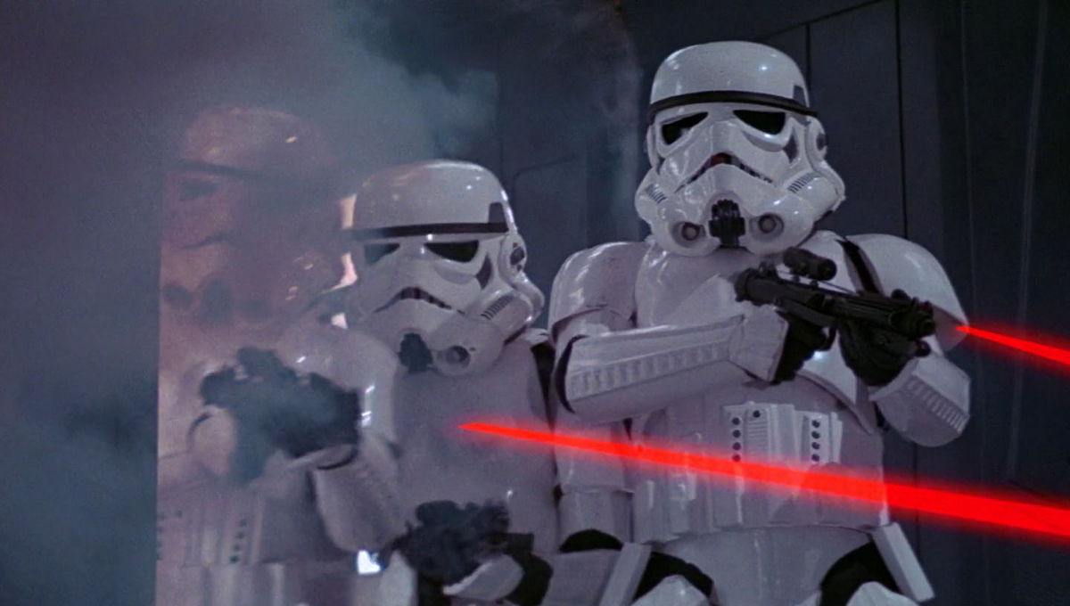 How Lucasfilm sued the guy who made the Stormtrooper helmets... and lost
