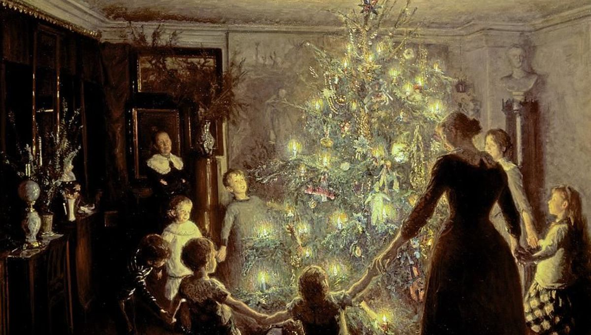 Merry Witchmas: Paganism, witchcraft and the holidays