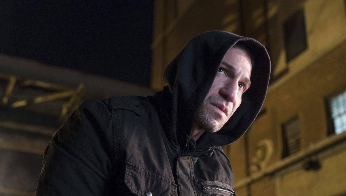 Jon Bernthal Frank Castle The Punisher Netflix