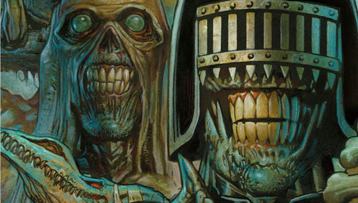 Exclusive: Bad guys rule in our extended peek at 2000 AD's FCBD 'Villains Takeover Special'
