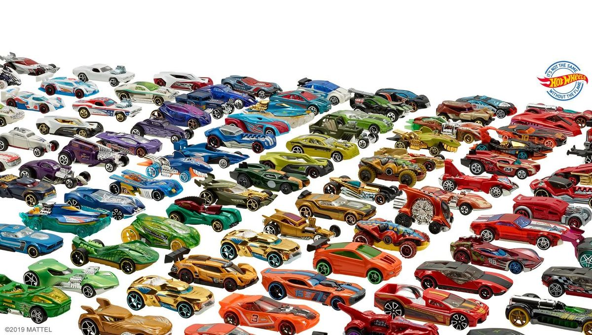 Mattel to go fast and furious with live-action Hot Wheels movie