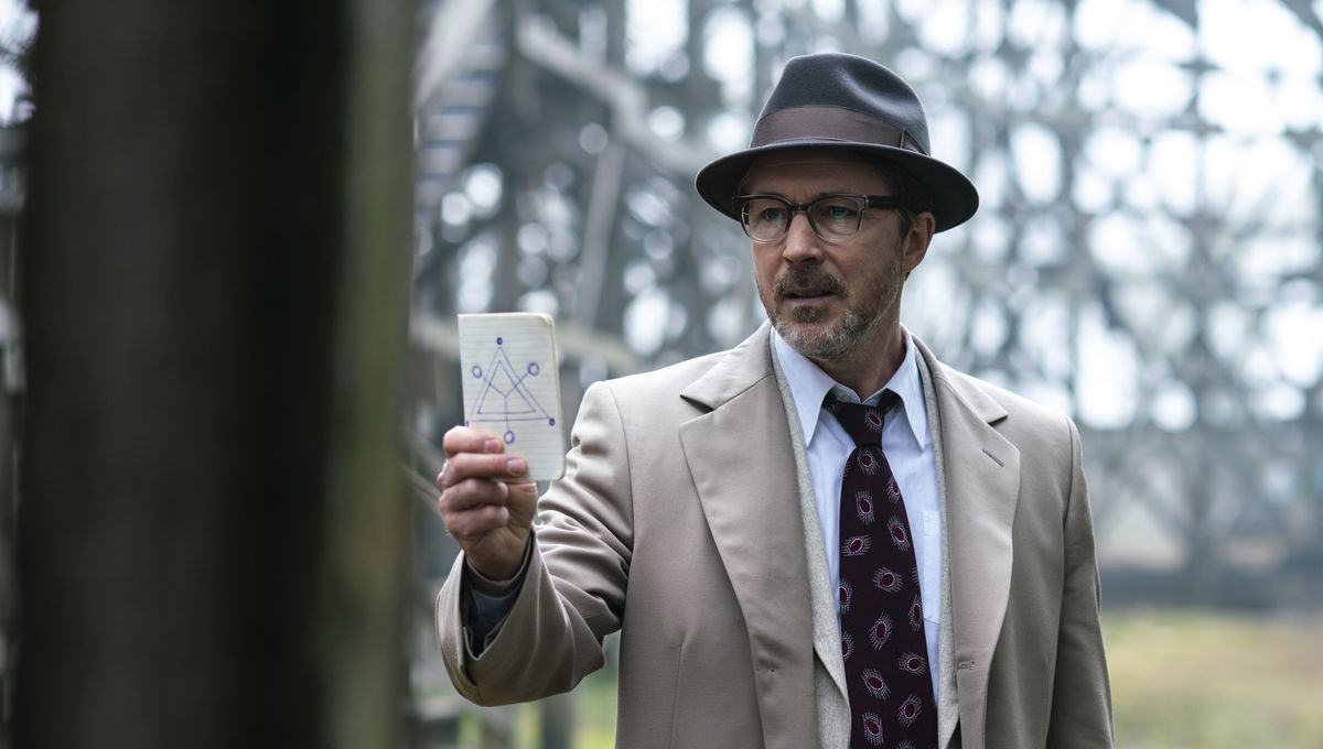 Project Blue Book Official Podcast Episode 1: the series executive