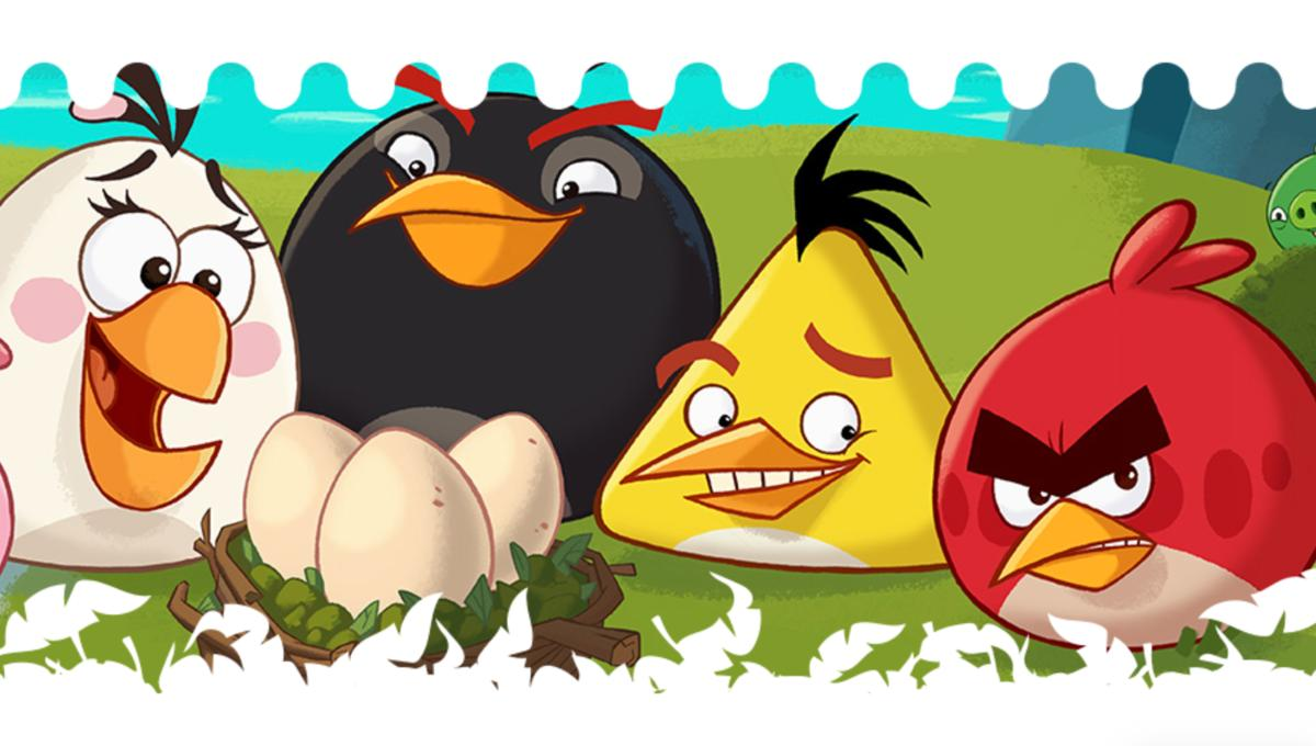 Angry Birds via official website 2019