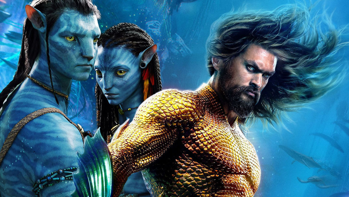 Aquaman is a reminder of why we all liked Avatar so much