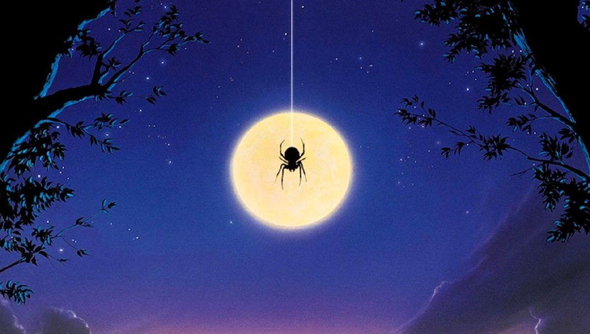 Arachnopobia poster close-up