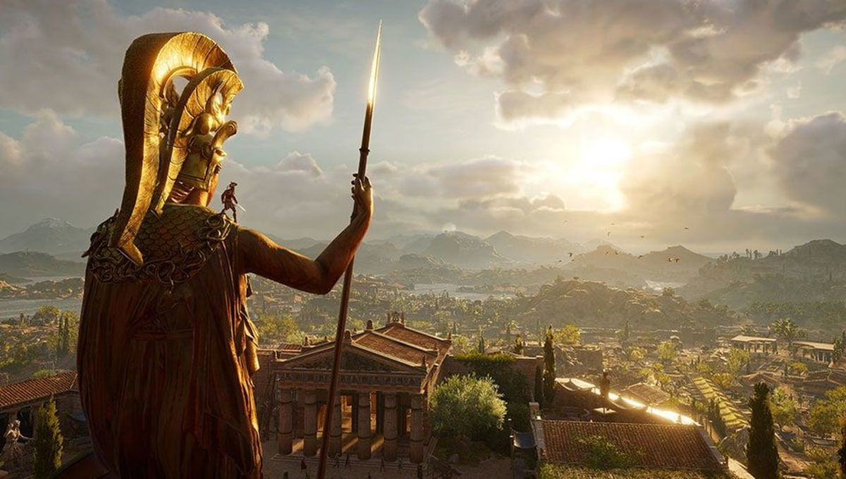 Assassins Creed Odyssey via official website 2019