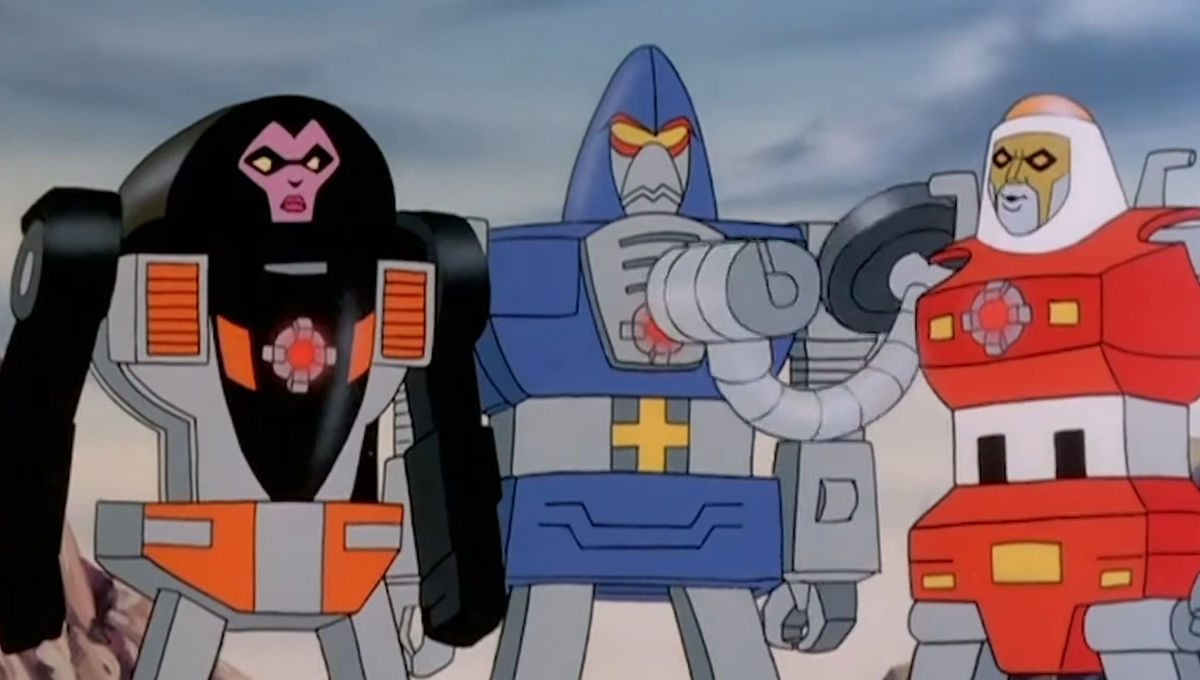 WATCH: Everything you didn't know about GoBots