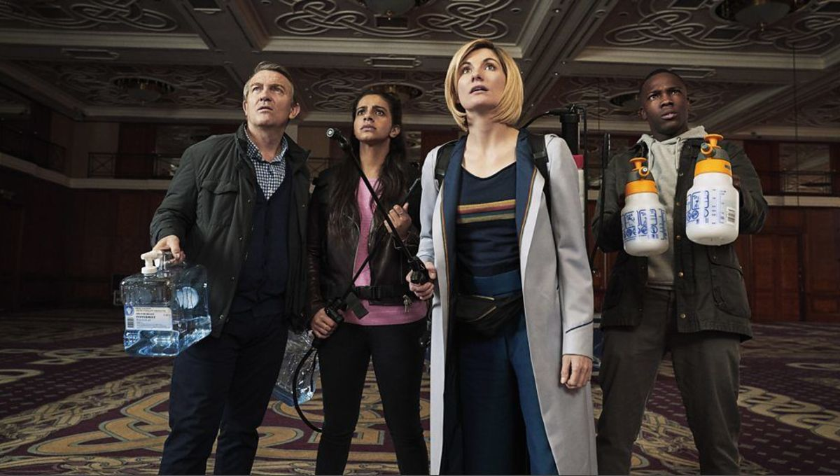Image result for jodie whittaker 2019
