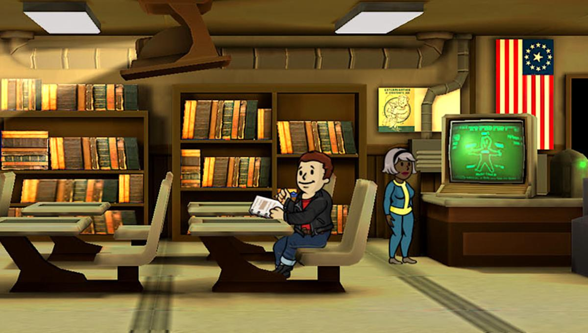 Fallout Shelter via official website screen grab 2019