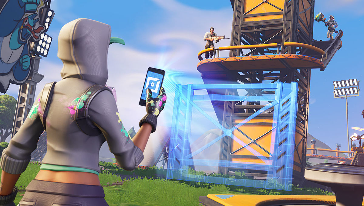 Hackers could exploit the Fortnite login page to capture accounts