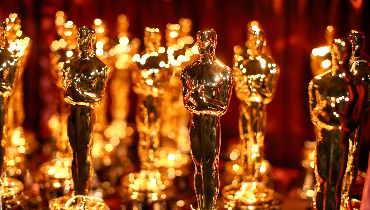 Oscars Academy Awards golden statues