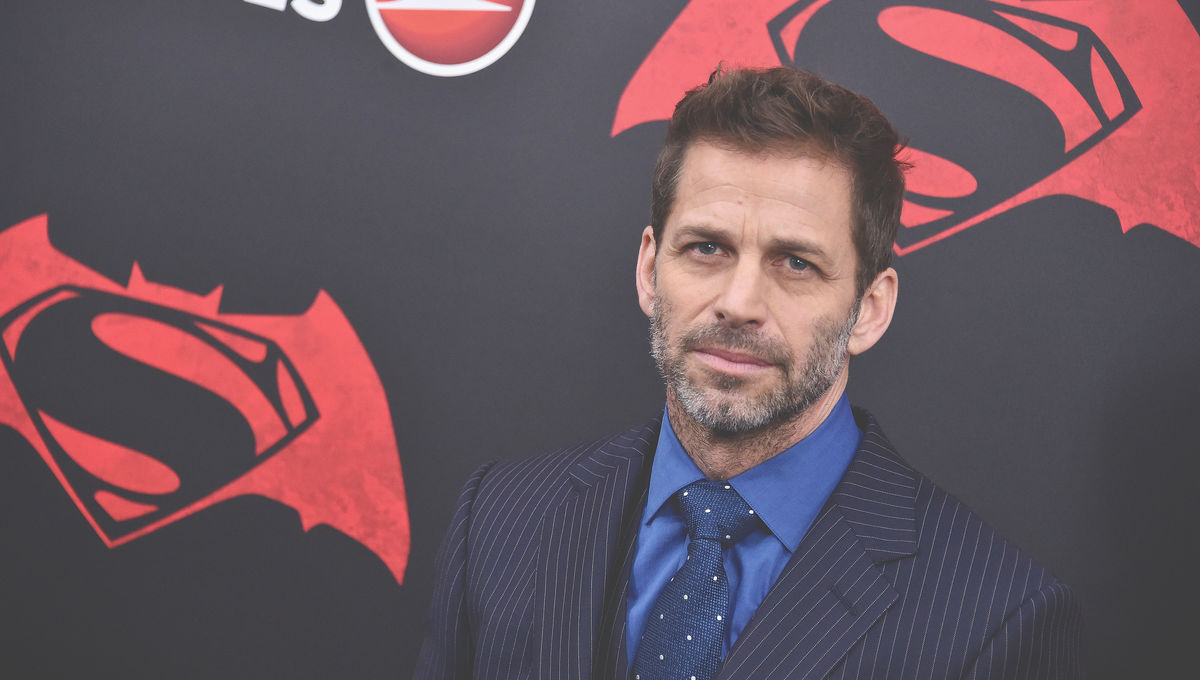 Zack Snyder Moving Forward With New Film for Netflix