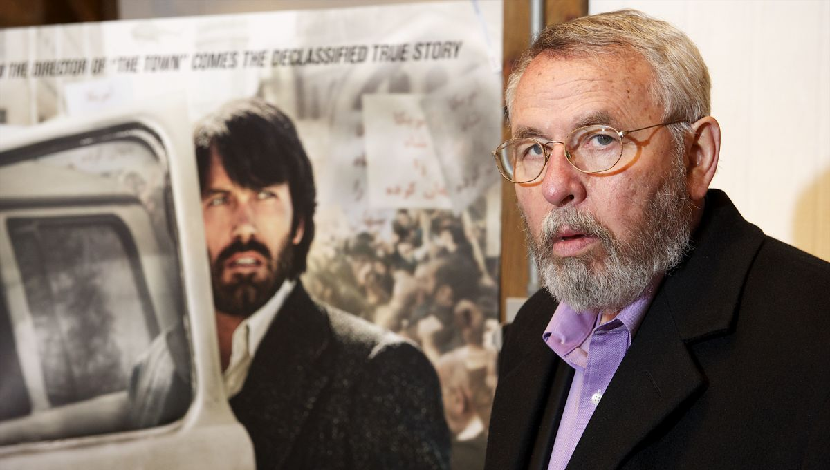 Tony Mendez, real-life CIA spy and basis for Ben Affleck's Argo, dies at 78
