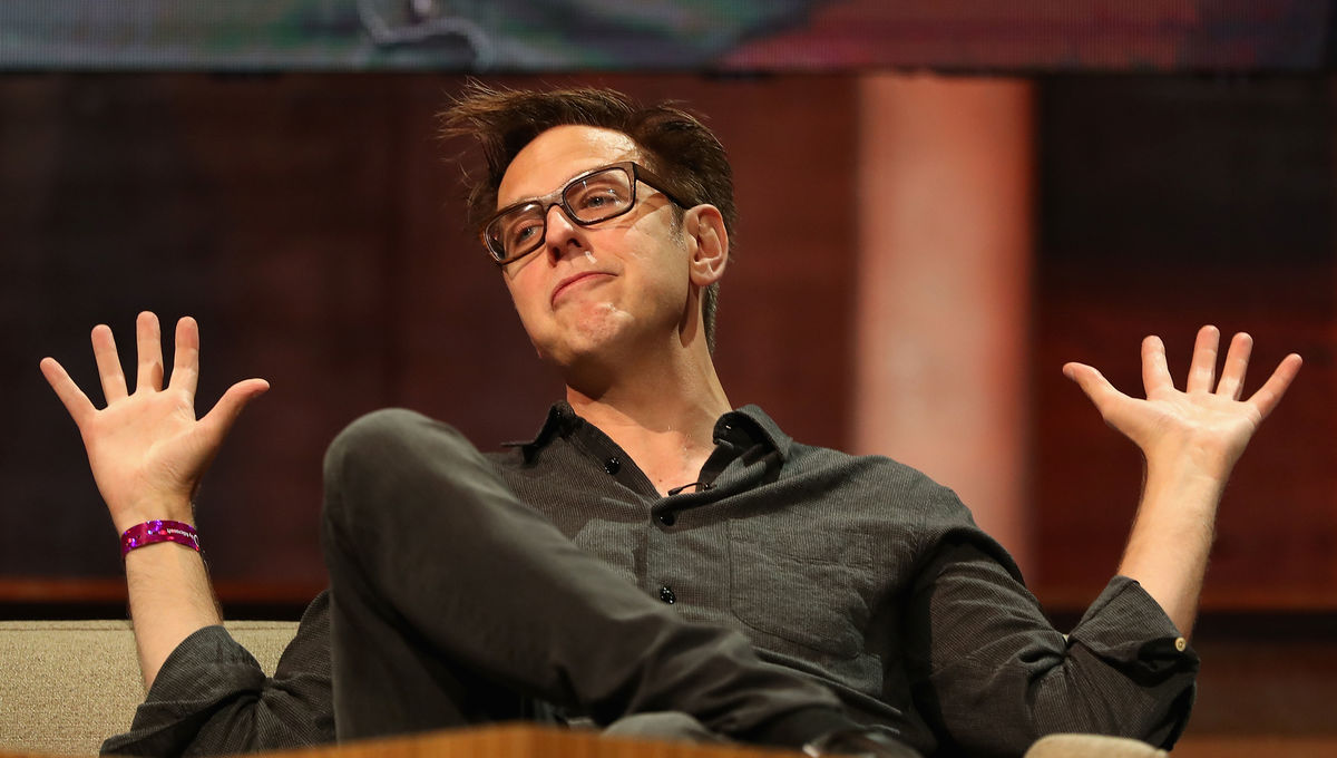 WIRE Buzz: James Gunn poses with The Suicide Squad; environmental horror novel optioned; more