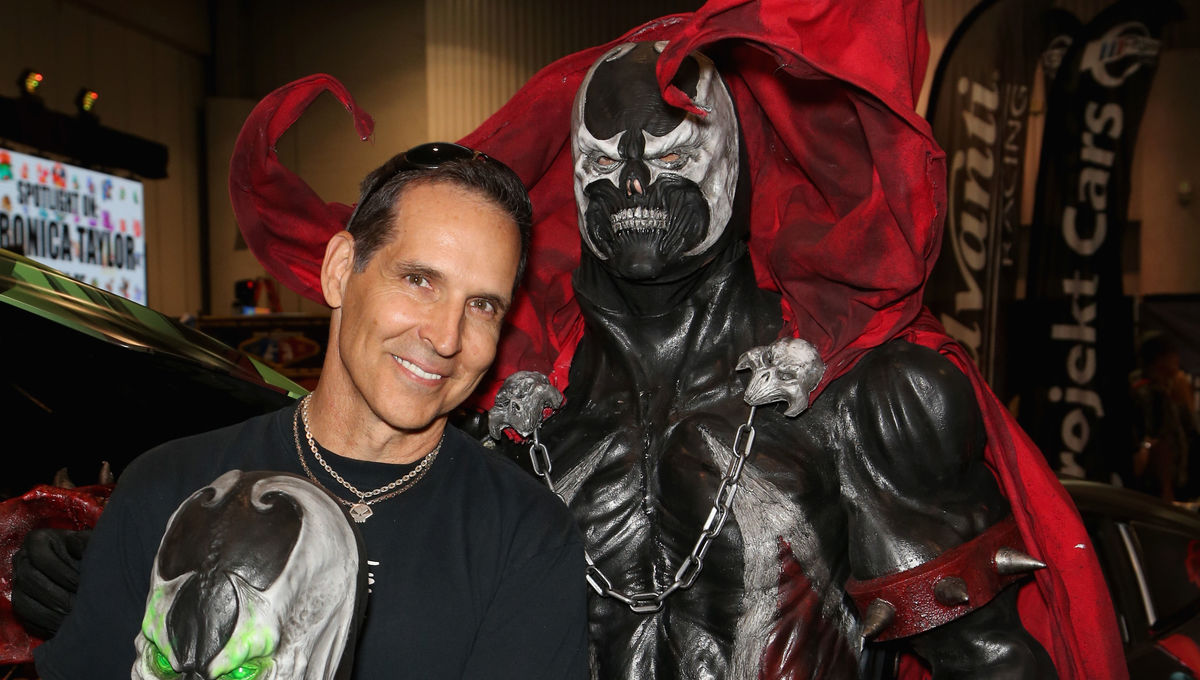 Todd McFarlane promises that Spawn reboot film will be 'dark' and 'ugly' with very little joy