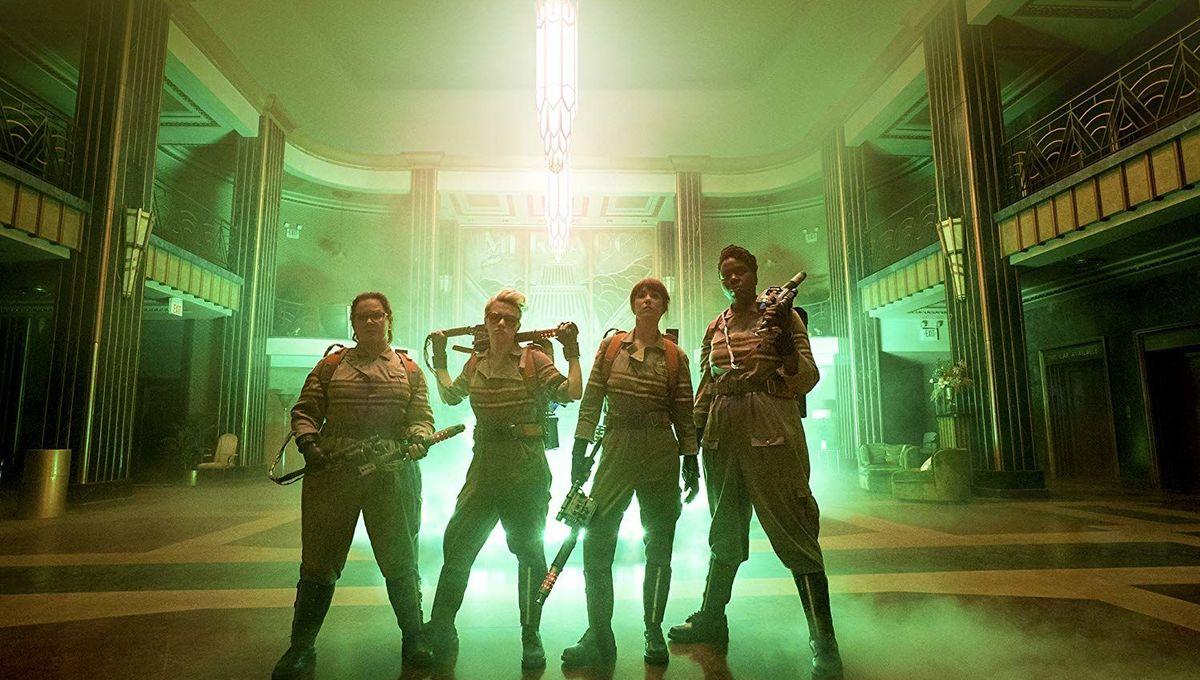 Ghostbusters, Leslie Jones, Melissa McCarthy, Kate McKinnon, Kristen Wiig