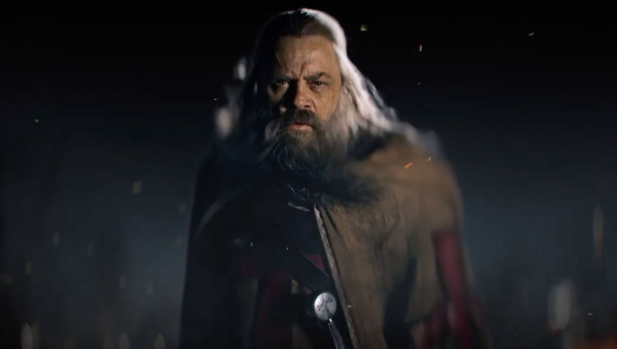 First teaser of Mark Hamill in action on Knightfall