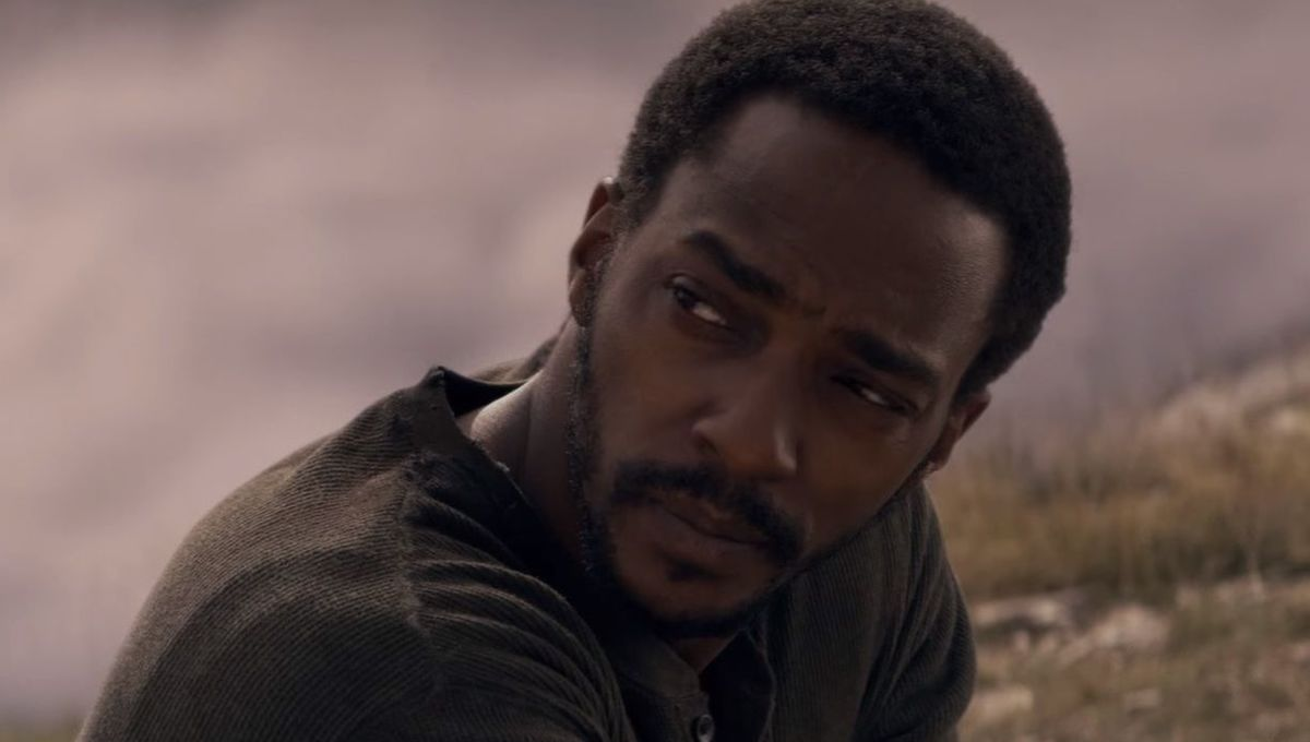 Trailer for Sci-Fi Thriller 'IO' with Anthony Mackie & Margaret Qualley