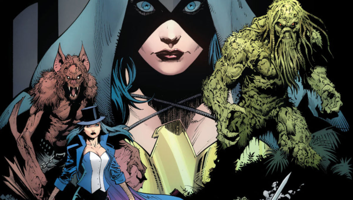 Dream Casting: Justice League Dark
