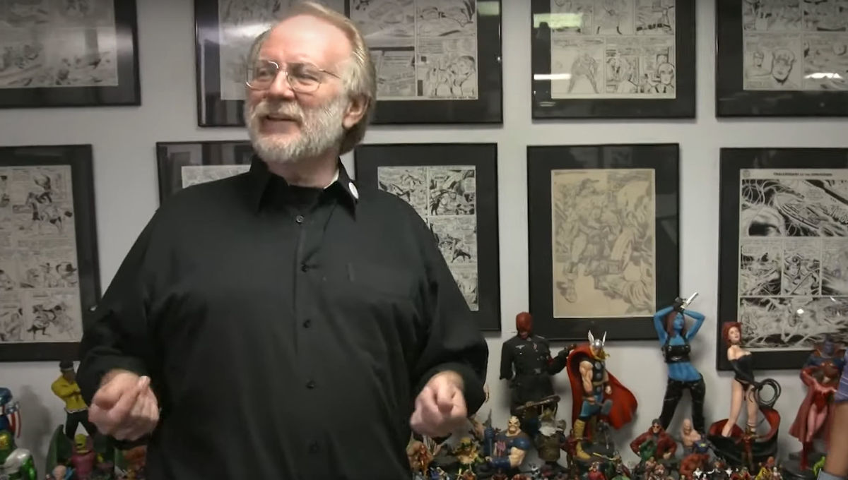 John Byrne Studio Hero Image