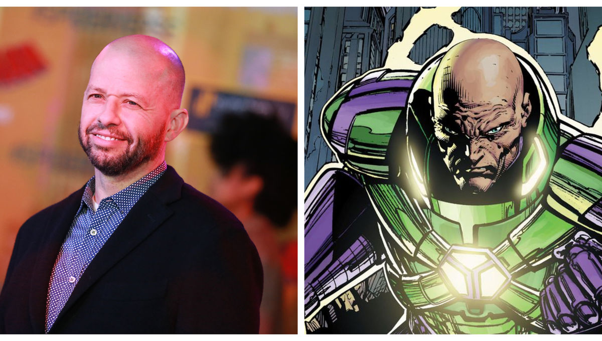 Supergirl producers open up on how Jon Cryer's Lex Luthor fits with previous canon