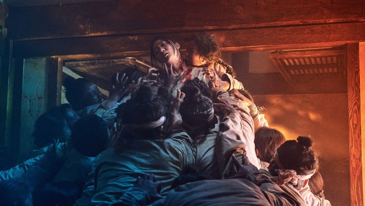 Kingdom Korea zombies Netflix