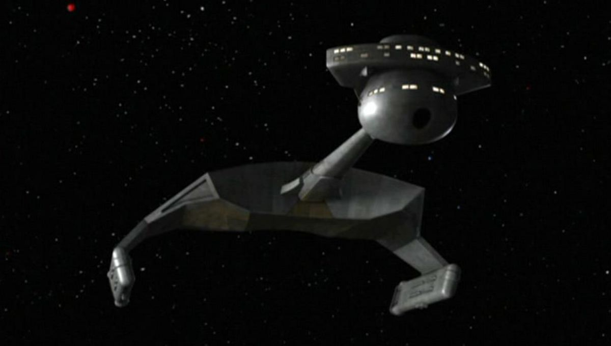 klingon d7
