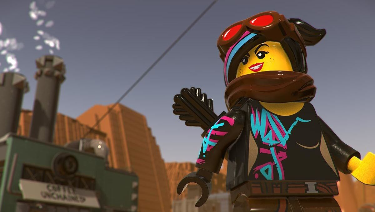 LEGO Movie 2 game via official website 2019