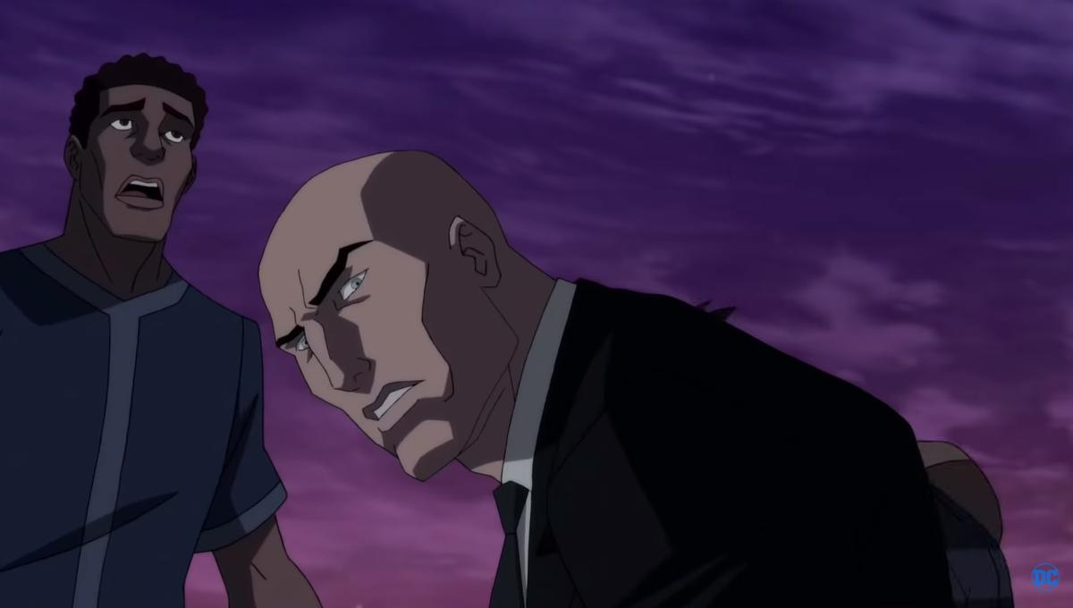 Rainn Wilson on Lex Luthor's fatal flaw in Reign of the Supermen