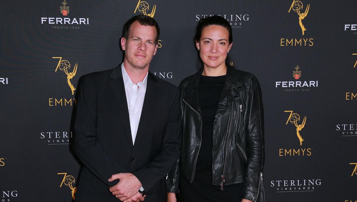 Lisa Joy and Jonathan Nolan Fall 2018